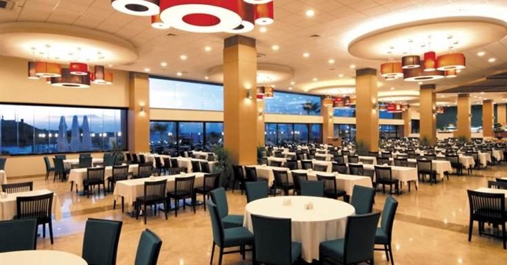 foto Hlavná reštaurácia