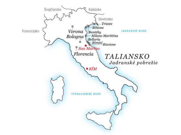 Jadranské pobrežie