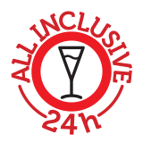 24h all inclusive služby